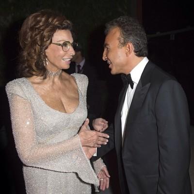 Antonio e Sophia