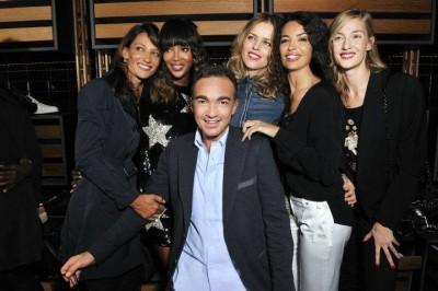 Antonio e le sue amiche